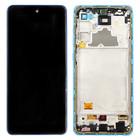 Samsung Galaxy A72 4G Display, Awesome Blue/Blauw, GH82-25460B