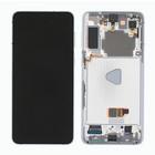Samsung Galaxy S21+ 5G Display, Phantom Silver/Zilver, GH82-24553C;GH82-24554C
