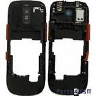 Nokia Asha 202 Mid Cover Rood 259785|Bulk