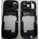 Nokia Asha 202 Mid Cover White 259788|Bulk