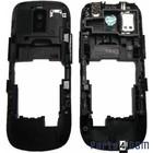 Nokia Asha 202 Mid Cover Black 259782|Bulk