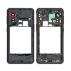 Samsung Galaxy Xcover 5 Middle Cover, Black, GH98-46354A