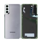 Samsung Galaxy S21+ 5G Battery Cover, Phantom Silver, GH82-24505C