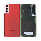 Samsung Galaxy S21+ 5G Battery Cover, Phantom Red, GH82-24505G