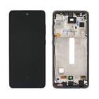 Samsung Galaxy A52s 5G Display, Awesome Black/Zwart, GH82-26861A