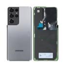 Samsung Galaxy S21 Ultra 5G Accudeksel, Phantom Titanium, GH82-24499C