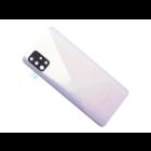 Samsung Galaxy A51 Accudeksel, Prism Crush White/Wit, GH82-21653A
