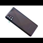 Samsung Galaxy A51 Accudeksel, Prism Crush Black/Zwart, GH82-21653B