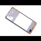 Samsung Galaxy A51 Middenbehuizing, Prism Crush White/Wit, GH98-45033A
