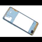 Samsung Galaxy A51 Middenbehuizing, Prism Crush Blue/Blauw, GH98-45033C