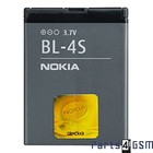 Nokia Battery, BL-4S, 860mAh, 0670577 [EOL]