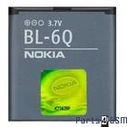 Nokia Accu, BL-6Q, 970mAh, 0670595