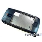 Nokia Lumia 610 Middle Cover Black 8002394