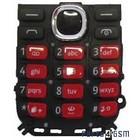 Nokia 112 Keyboard Red 9793T20 | Bulk