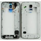 Samsung Mittel Gehäuse G903F Galaxy S5 Neo, Schwarz, GH98-37880A