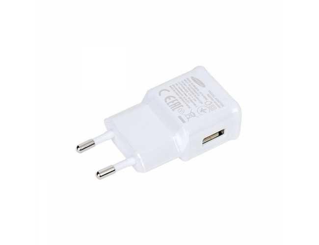 Samsung USB-Charger, ETA0U83EWE, White, 5.0V, 1.0A, GH44-02682A