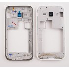 Samsung Middenbehuizing J100H Galaxy J1, Wit, GH98-36101A [EOL]