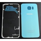 Samsung Battery Cover G920F Galaxy S6, Blue, GH82-09548D