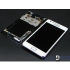 Samsung Galaxy S II Plus I9105 Lcd + Touchscreen + Frame Wit GH97-14301B 4/4