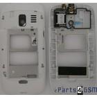 Nokia Asha 302 Mid Cover White 259368