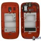 Nokia Asha 302 Mid Cover Red 259371| Bulk