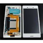 Sony LCD Display Modul Xperia M4 Aqua E2303, Weiß, 124TUL0010A