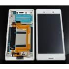 Sony LCD Display Module Xperia M4 Aqua E2303, White, 124TUL0010A