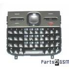 Nokia E5-00 Toetsenbord Qwerty Engels Zwart 9790Z06 | Bulk