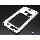 Samsung Galaxy Note 2 / II LTE N7105 Mid Cover White GH98-25345A | Bulk 4/1 [EOL]