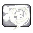 Samsung Earphones, EO-EG920BW, White, 3.5mm Jack, GH59-14338H
