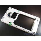 Samsung Galaxy S II i9100 Back Cover White GH98-19594B