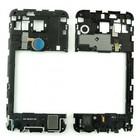 LG Mittel Gehäuse H791 Nexus 5X, Schwarz, ACQ88433712, Black Phone