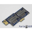 Sony Xperia E Dual C1605 SIM Card Reader Connector Board A/8CS-58570-0001 | Bulk