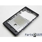 Sony Xperia E C1505 Front Cover Black A/401-58570-0001 | Bulk