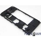 Sony Xperia Sola MT27i Mid Cover 1252-1164