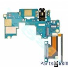 HTC One M7 UI Board Top incl. Audio Jack + Volume Flex 51H10209-09M | Bulk [EOL]