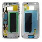 Samsung Middle Cover G930F Galaxy S7, Silver, GH96-09788B