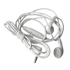 Sony Earphones, MH410C, White, 3.5mm Jack, MH-410C-WHT