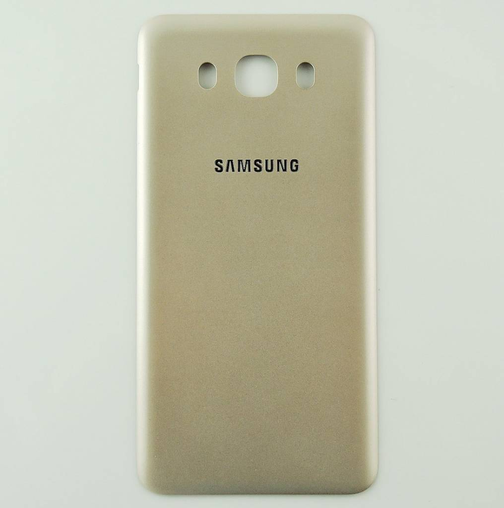 Samsung J710F Galaxy J7 2016 Battery Cover, Gold, GH98-39386A