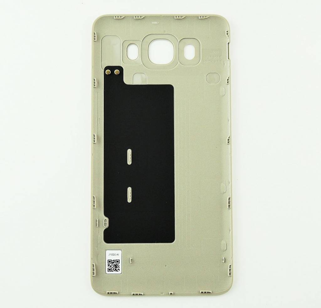 Samsung J710F Galaxy J7 2016 Battery Cover, Gold, GH98