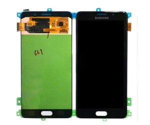Samsung A710F Galaxy A7 2016 LCD Display Module, Black, GH97