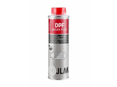 JLM Lubricants Diesel DPF ReGeneration Plus 250ml