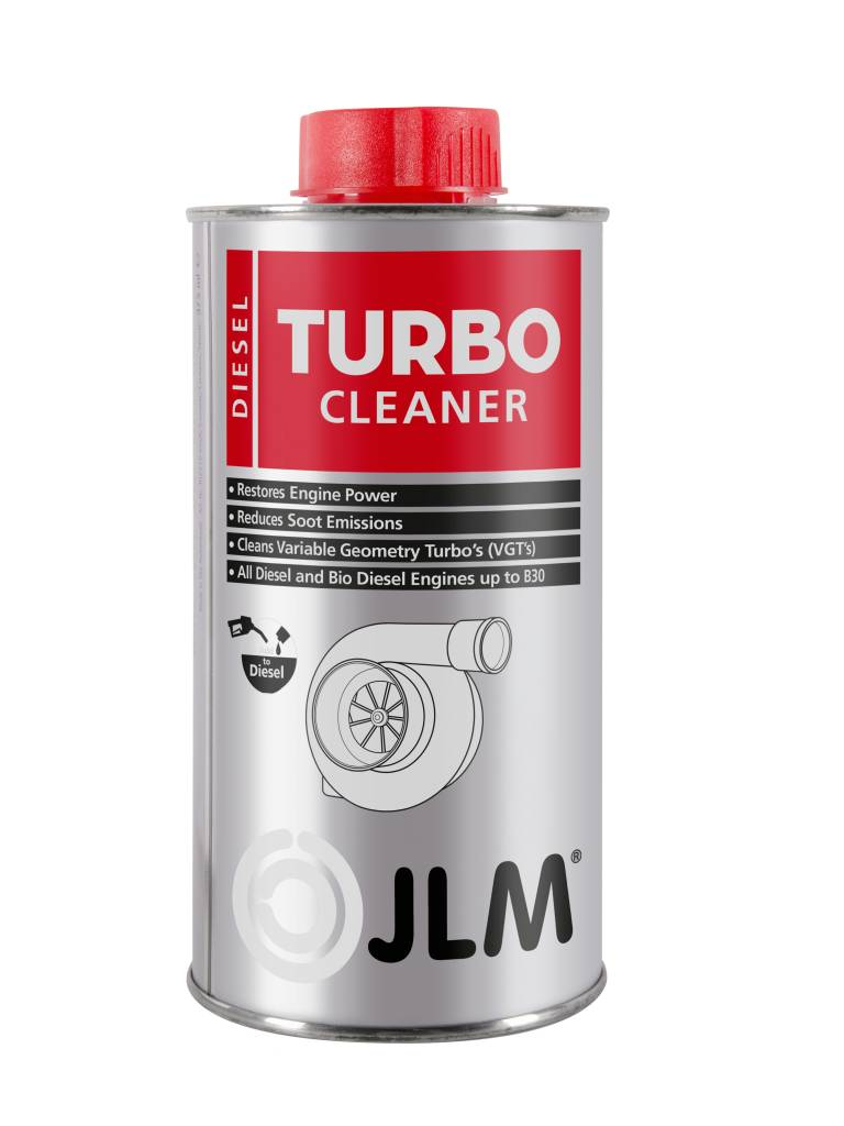 JLM Lubricants JLM Lubricants Diesel Turbo Cleaner