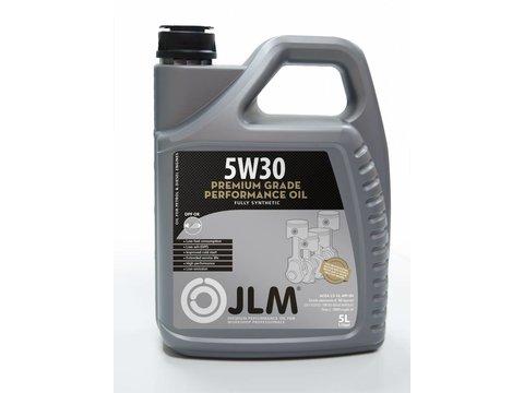 JLM Lubricants Synethisches Motoröl 5W30 - 5Liter
