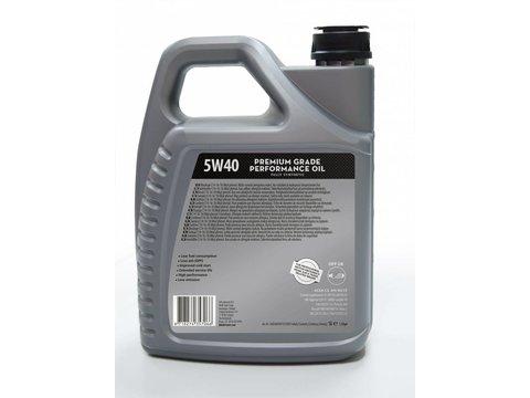 JLM Lubricants Synthetisches Motoröl 5W40 - 5 Liter