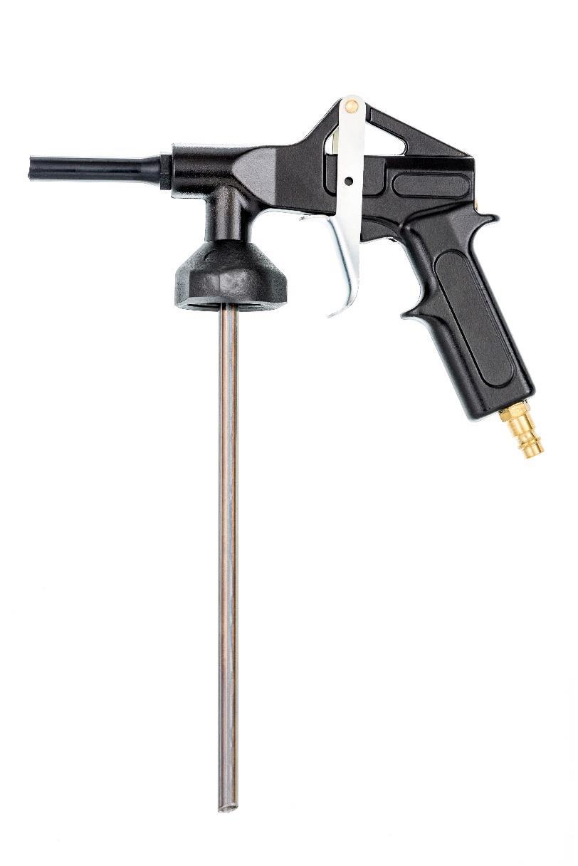 Unterbodenschutz-Spritzpistole für 1 Ltr. Dosen