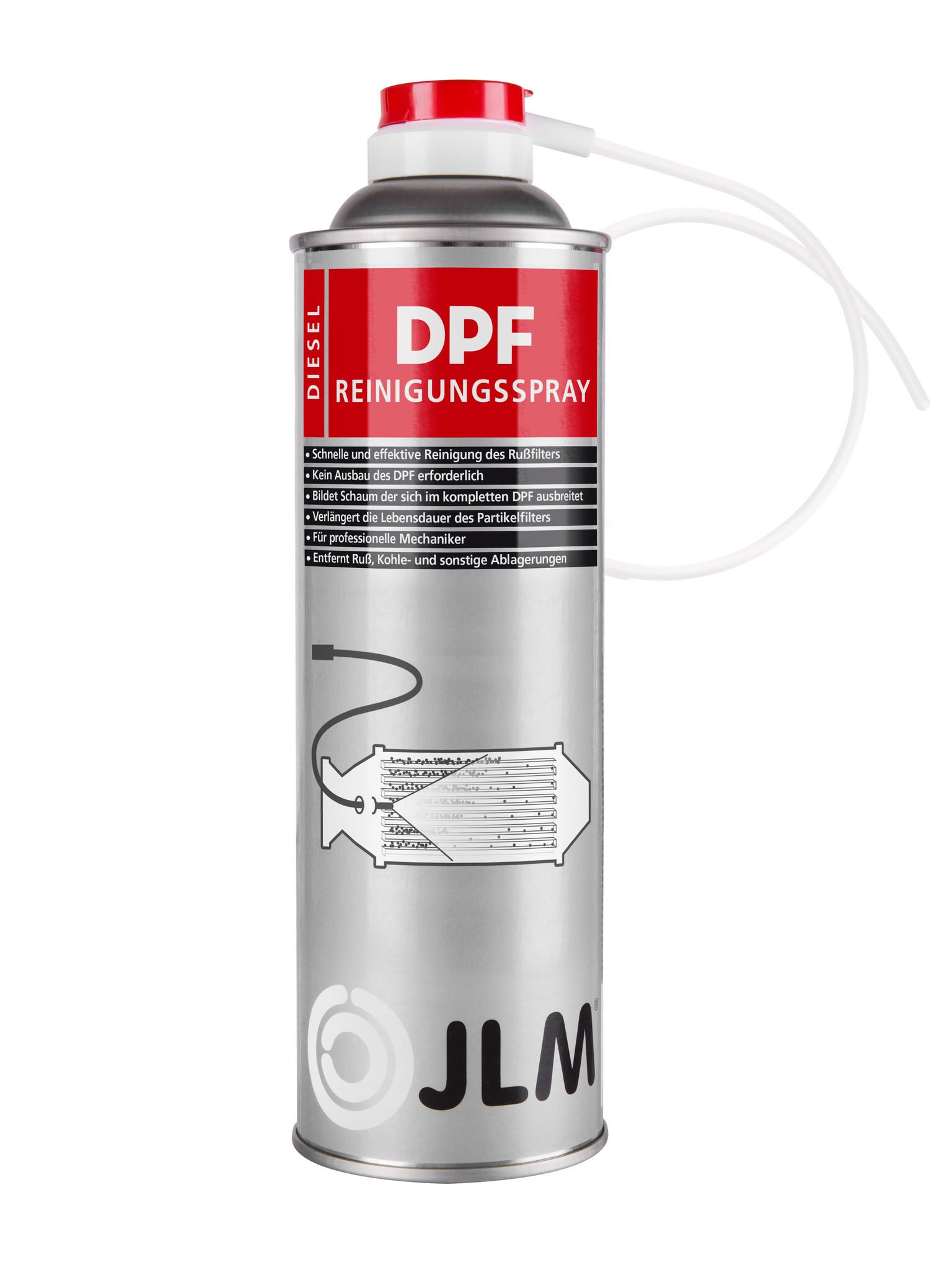 JLM Lubricants JLM DPF Reinigungsspray 400ml