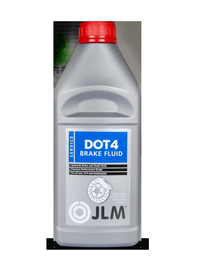 JLM Lubricants JLM DOT4 Bremsflüssigkeit 1000ml