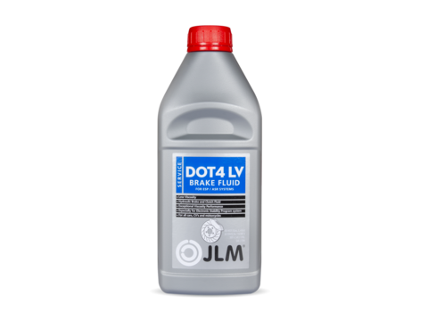 JLM Lubricants JLM DOT4 LV Bremsflüssigkeit 1000ml