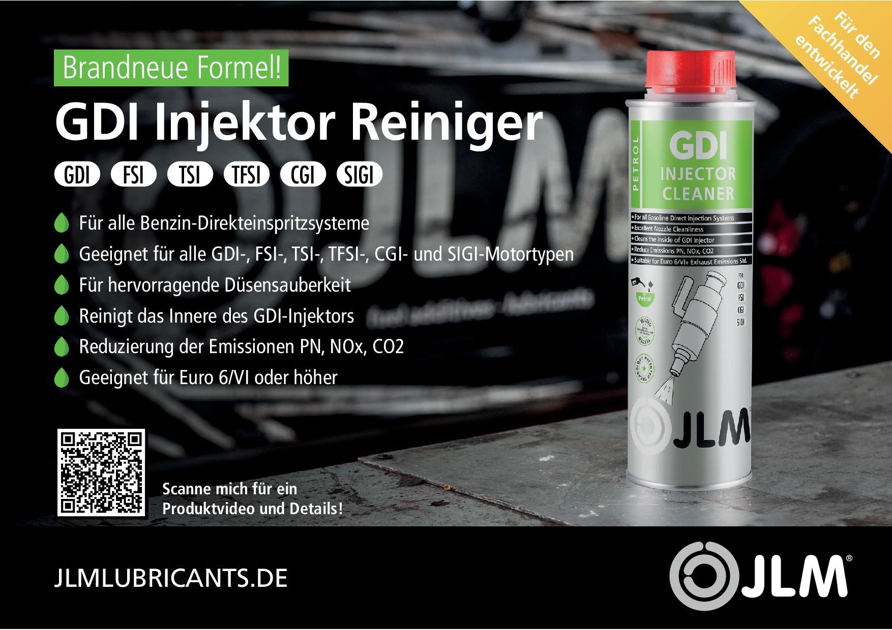 GDI Injektor Reiniger